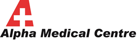 Alpha Medical Centre Wodonga Logo